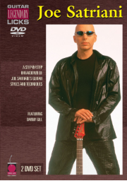 JOE SATRIANI A Step-by-Step Breakdown of Joe Satriani's Guitar Styles and Techniques