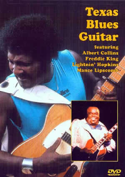 Texas Blues Guitar (Vestapol) (DVD)