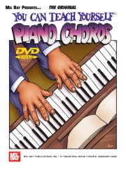 You Can Teach Yourself Piano Chords (Book/DVD Package)