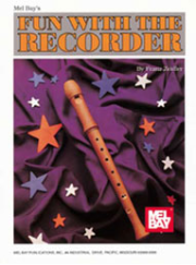 Fun with the Recorder by Franz Zeidler  --  BOOK ONLY  --  MB93290,  93290