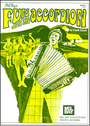 Fun with the Accordion  by Frank Zucco