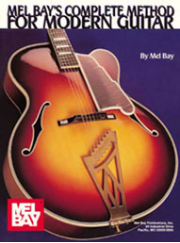 Complete Method for Modern Guitar by Mel Bay    --  BOOK