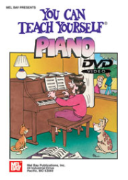 You Can Teach Yourself Piano by Matt Dennis taught by L. Dean Bye  --  DVD ONLY