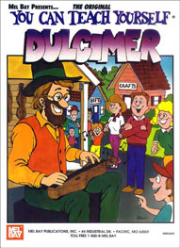 You Can Teach Yourself Dulcimer by Madeline MacNeil  --  BOOK