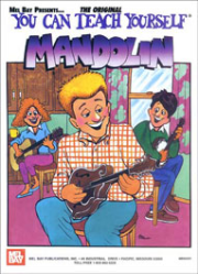 You Can Teach Yourself Mandolin by Dix Bruce  --  BOOK ONLY