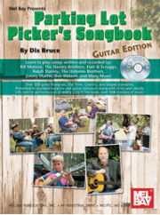 Parking Lot Picker's Songbook - Guitar Edition   ---   BOOK WITH CD