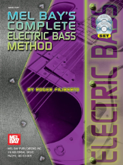 Complete Electric Bass Method Book/CD/DVD Set