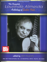 Complete Laurindo Almeida Anthology of Guitar Trios