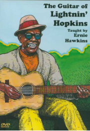 The Guitar of Lightnin' Hopkins DVD