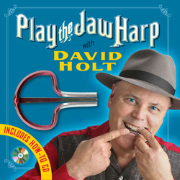 Play The Jaw Harp Now CD/Instrument  by DAVID HOLT