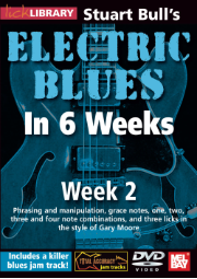 Stuart Bull's Electric Blues In 6 Weeks: Week 2 DVD