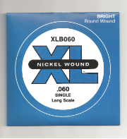 XLB060 -- XL NICKEL WOUND STRINGS