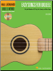 EASY SONGS FOR UKULELE BY Lil' Rev  --  BOOK AND CD