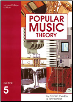 RGT - Popular Music Theory - Grade 5  --  by Camilla Sheldon & Tony Skinner  --  BOOK ONLY
