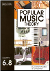 RGT - Popular Music Theory - Grade 6 TO 8  --  by Camilla Sheldon & Tony Skinner  --  BOOK ONLY