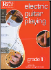 RGT - Electric Guitar Playing - Grade 1 by Tony Skinner  --  BOOK ONLY