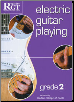 RGT - Electric Guitar Playing - Grade 2 by Tony Skinner  --  BOOK ONLY