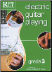RGT - Electric Guitar Playing - Grade 3 by Tony Skinner  --  BOOK ONLY
