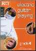 RGT - Electric Guitar Playing - Grade 4 by Tony Skinner  --  BOOK ONLY