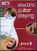 RGT - Electric Guitar Playing - Grade 5 by Tony Skinner  --  BOOK ONLY
