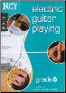 RGT - Electric Guitar Playing - Grade 6 by Tony Skinner  --  BOOK ONLY