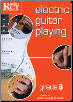 RGT - Electric Guitar Playing - Grade 8 by Tony Skinner  --  BOOK ONLY