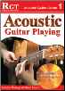 RGT - Acoustic Guitar Playing - Grade 1--edited by Laurence Harwood & Tony Skinner  --  BOOK AND CD