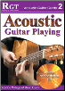 RGT - Acoustic Guitar Playing - Grade 2 -- edited by Laurence Harwood & Tony Skinner  --  BOOK AND CD