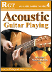 RGT - Acoustic Guitar Playing - Grade 4 -- edited by Laurence Harwood & Tony Skinner  --  BOOK AND CD
