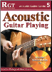 RGT - Acoustic Guitar Playing - Grade 5 -- edited by Laurence Harwood & Tony Skinner  --  BOOK AND CD