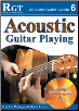 RGT - Acoustic Guitar Playing - Grade 6 -- edited by Laurence Harwood & Tony Skinner  --  BOOK AND CD