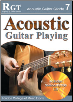RGT - Acoustic Guitar Playing - Grade 7 -- edited by Laurence Harwood & Tony Skinner  --  BOOK AND CD