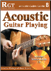 RGT - Acoustic Guitar Playing - Grade 8 -- edited by Laurence Harwood & Tony Skinner  --  BOOK AND CD