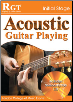 RGT - Acoustic Guitar Playing - Initial Stage --edited by Laurence Harwood & Tony Skinner  --  BOOK AND CD