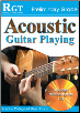 RGT - Acoustic Guitar Playing - Preliminary Grade --edited by Laurence Harwood & Tony Skinner  --  BOOK AND CD