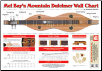 Mountain Dulcimer Wall Chart by Madeline MacNeil