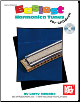 Easiest Harmonica Tunes for Children by Larry McCabe  --  BOOK AND CD