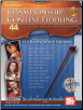 Championship Contest Fiddling Book/CD Set --44 Transcriptions from 15 Championship Rounds --  transcribed & edited by Nate Olson  --  BOOK AND CD