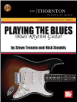 Playing The Blues: Blues Rhythm Guitar  by Steve Trovato & Nick Stoubis    --  BOOK