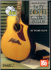 Easy Gospel Guitar Solos Book/CD Set by Tommy Flint  --  BOOK AND CD