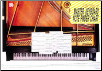 Keyboard Master Note Finder Wall Chart by William Bay