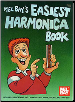 Easiest Harmonica Book by William Bay --  BOOK