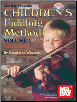 Children's Fiddling Method Volume 1 Book/2-CD Set by Carol Ann Wheeler  --  BOOK AND CD