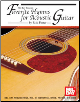 Favorite Hymns for Acoustic Guitar by Rick Foster  --  BOOK