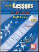 FIRST LESSONS DULCIMER--DAD TUNING    ---    BOOK WITH CD