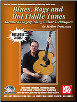 Blues, Rags & Hot Fiddle Tunes Advanced Fingerpicking Guitar Techniques  by Stefan Grossman  --  BOOK AND THREE CD SET