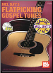 Flatpicking Gospel Tunes Book/CD Set by William Bay  --  BOOK AND CD