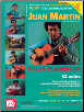 Play Solo Flamenco Guitar with Juan Martín Volume 1 AND VOL 2 by Juan Martin --  TWO BOOKS, CDS AND DVDS
