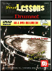First Lessons Drumset Book/CD/DVD Set by Frank Briggs   --  BOOK, CD AND DVD SET