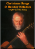 Christmas Songs and Holiday Melodies taught by John Fahey  --  DVD